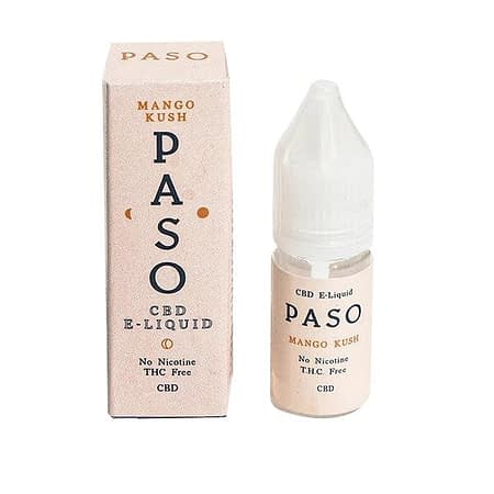 PASO cbd e-liquid